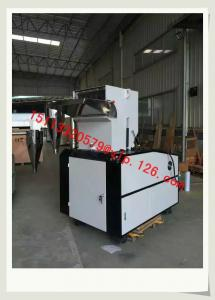 China 800-1000kg/hr crushing capacity Soundproof Plastic Crusher For Venezuela/Pet Bottles Crushers suppliers on sale