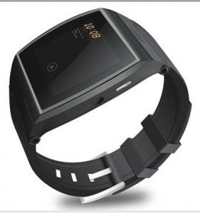 China latest wrist watch mobile phone with MTK6260, 1.5 Capacitive Touch Panel, Single SIM Card on sale
