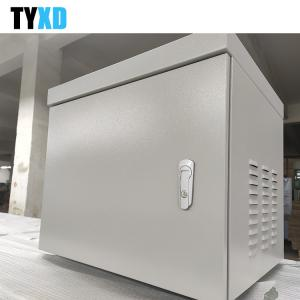 China IP54 Outdoor 8U / 12U Steel Wall Mount Small Network  Rack ODM / OEM cabinet on sale