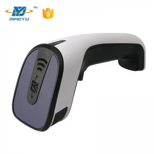 China CMOS Scan Type USB Automatic Barcode Scanner 1D 2D For POS Mobile Payment on sale