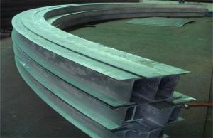 China Hot Rolled 10 , 12 , 14 , 16 , 18 , 20A , 20B , 24A , 24B Long Mild Steel H Beam 10# - 40# , ASTM BS on sale