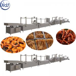 China SUS304 Material Sea Fish Industrial Deep Fat Fryer Fish Fry Machine 30KW on sale