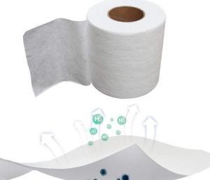 China Bfe95 Melt Blown Fabric , Pp Non Woven Fabric 100% Polypropylene Plain Pattern on sale