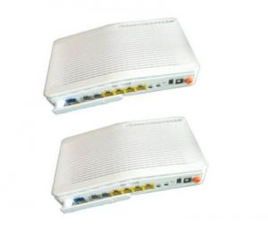 China Extreme TR069 TR104 GPON OLT ONU Professional With 2 Fe 1 Voip Ports on sale