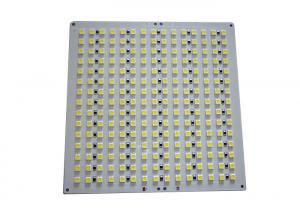 China Customized DC 12V LED Lighting PCB Board With SMD 5050 / 5730 / 1206 LED Chips on sale