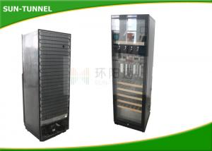 China Front Glass Red Wine Vending Machine With Cooling System 350kgs Weight on sale
