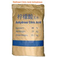 Auhydrous Citric Acid