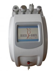 China 40KHz Cavitation RF Combinate Tripolar For Weight Loss And Wrinkle Removal on sale