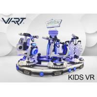 Electric System 4 Seats Children VR Equipment Customized Color