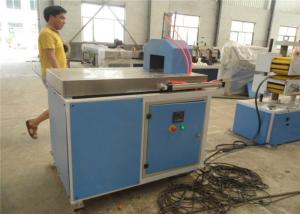 China 50HZ WPC Profile Extrusion Machine , Door And Window Frame Plastic Profile Extruder on sale