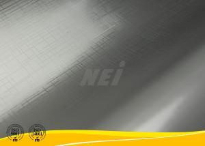 China Linen Embossed EVA Polyester Laminating Film , Heat Lamination Film on sale
