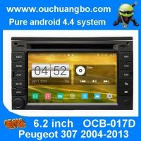 China Ouchuangbo S160 Peugeot 307 2004-2013 radio dvd gps navi android 4.4 3G WIFI USB canbus on sale