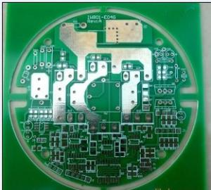 China HDI PCB Board, CEM-3 FR-4 Printed Circuits Boards 0.2mm - 3.20mm Thickness on sale