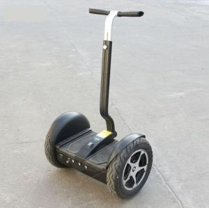 China Electric 2 Wheel Self Balancing Scooter , 1600 W Electric Moped Scooter For Adults on sale