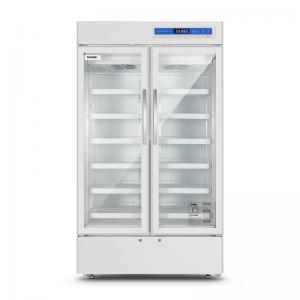 China YC-725 Pharmacy Medical Refrigerator 725 Liters Volume Upright Type on sale