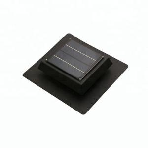 China 5W6IN Small Solar Exhaust Fan Professional Design For Solar Eco Home Appliance on sale