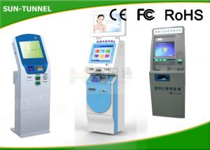 China Business Self Service Automated Machines,Information Pharmacy Kiosk System on sale