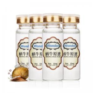 China Hyaluronic Acid Cream Vitamin C Snail Liquid Reduce Acne Scars on sale