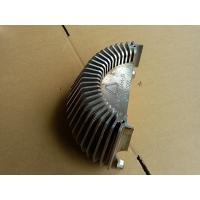 Metal Precision CNC Machining Services Electrical Equipment Radiator / Heat Sink