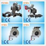 Turbocompresor del audi 724930-0004 724930-0006 de Garrett GT1749V 724930-0002 724930-5009S a3