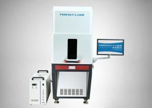 China New Enclosed Cover UV Laser Marking Machine Photochemical Ablation on sale