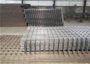 China Rebar concrete Reinforcing Steel Bar Galvanized Welded Wire Mesh on sale