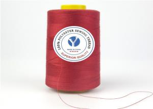 China 50 / 2 100% Polyester Sewing Thread Multi - Colors For Sewing T - shirt / Underwear on sale