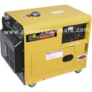 China 5kw Gasoline Generator - European Standard (ZH5500DGS) on sale