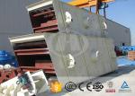 4kw Industrial Vibrating Screen Low Power Consumption Simple For Quarry