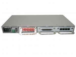 China 155M STM-1 Multi-Service SDH Multiplexer, 8E1/16E1/63E1, 4 10/100M Ethernet, 1+1 STM-1 on sale