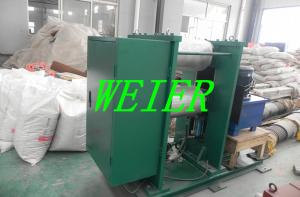 China Plastic Embossing Machinery Plastic Auxiliary Machine For WPC Profile / Panel on sale