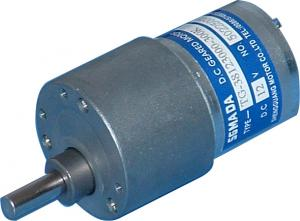 China 60mm 6w 12v dc gear motor on sale
