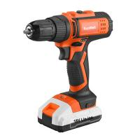 35NM 16V Cordless Drill Double LED With Rechargeable Lithium Ion Battery