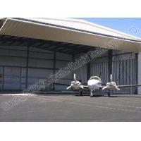 Aircraft Hangar Construction Steel Space Frame Luxury Aircraft Hangar Tent