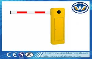China Electrical Road Safety Intelligent Barrier With 2mm Cold Rolled Steel Plate on sale