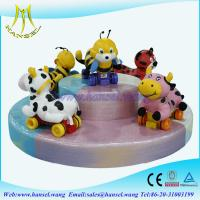 China Hansel high quality commercial children's play system for indoor game center on sale