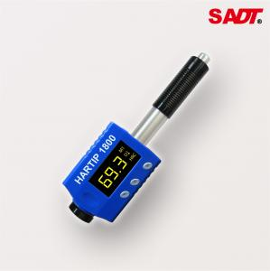 China Integrated Digital metal Hardness Tester Hartip1800B in blue with High Contrast LED Display,10 languages optional on sale