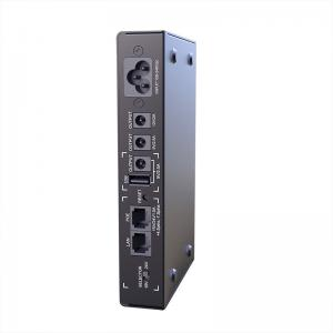 China ZGD 24VDC POE 30W Mini UPS Power Supply Rechargeable UPS Battery For Network on sale