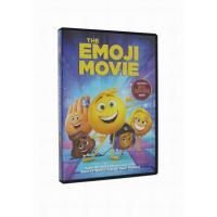 wholesale Emoji Movie Express Yourself  Cartoon Disney DVD Movies,new dvd,bluray