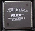 NEWEST Date Code Power Control IC FPGA 189 I/O QFP-240 EPF10K100EQC240-3
