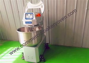 China 2 Motors 2 Speed Bakery Dough Mixer Variable Speed Kneader Three Bag Flour Mixer on sale