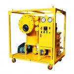 Frame Type High Quality Twin-Stage Online Transformer Oil Filtering/ Oil Dehydration Unit
