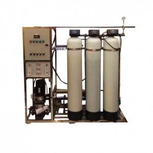China Stainless Steel Reverse Osmosis Equipment Ro Membrane Filter 0.5kw-15kw on sale