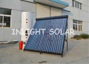 China Food Grade High Pressure Solar Water Heater , 400 L Dual Coil Solar Split System on sale