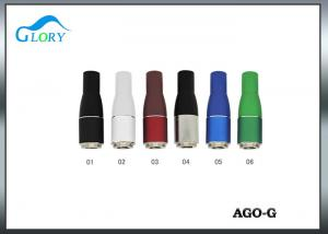 China Green Smoke Ago E Cigarette Kit Portable Dry Herb Vaporizer With 650mah Battery supplier