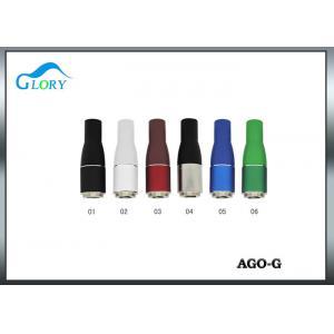 China Green Smoke Ago E Cigarette Kit Portable Dry Herb Vaporizer With 650mah Battery on sale