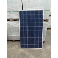 TUV/UL/CE certificated  cheap price polycrystalline 270 watt pv solar panel with high quality for sale