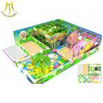 Hansel  baby play land children playground equipment indoor for shopping mall