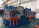 Double Working Tables 200 Ton Clamp Force Vulcanizer Industrial Pressing Machine