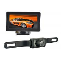 "4.3"" High Definition Rear View Camera For Car , Digital Reversing Camera"